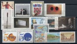 Croatie (Hrvatska) 1995 Neuf ** 100% Culture, Arts, Sports - Kroatië