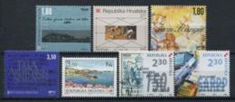 Croatie (Hrvatska) 2000 Neuf ** 100% Paysages, Culture - Croatie