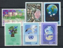 ONU Vienne 1992-1994 Neuf ** 100% Cultura, Paix - Vienna - Oficina De Las Naciones Unidas