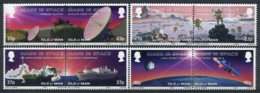Île De Man 2003 Mi. 1030-1037 Neuf ** 100% Espace - Man (Ile De)