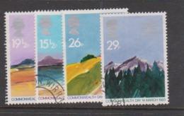 Great Britain SG 1211-1214 1983 Commonwealth Day,used - 1952-.... (Elizabeth II)
