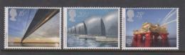 Great Britain SG 1215-1217 1983 Europa,mint Never Hinged - 1952-.... (Elizabeth II)