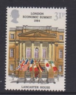 Great Britain SG 1253 1984 Economic Summit  Conference,mint Never Hinged - 1952-.... (Elizabeth II)