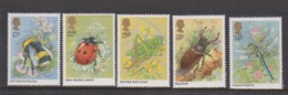 Great Britain SG 1282-1285 1985 Insects,mint Never Hinged - 1952-.... (Elizabeth II)