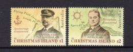 CHRISTMAS Is, 2019 EXPLORERS 2 MNH - Christmas Island