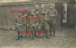 ☺♦♦ MILITARIA < CARTE PHOTO De MILITAIRE Avec VAGUEMESTRE FACTEUR ( Brassard Trésor Et Poste ) PHOTOGRAPHE NEMON Chalons - Personnages