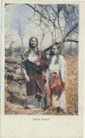 70-418  United States Indian Squaw Sent To Finland 1908 - Verenigde Staten