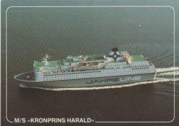 Ms Kronpins Harald Kiel-Oslo-Kiel - Ferries
