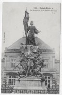 SAINT DIZIER - N° 1255 - LE MONUMENT DE LA DEFENSE DE 1544 - CPA NON VOYAGEE - Saint Dizier