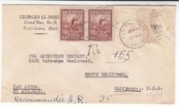 Haiti / Postcards / A.R.Mail / Airmail / U.S. - Haiti