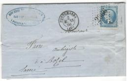 22016 - De PONTCHARRA - 1849-1876: Classic Period