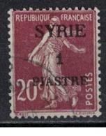 SYRIE              N°     YVERT   109    OBLITERE       ( Ob  5/35 ) - Syrien (1919-1945)