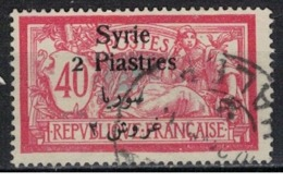 SYRIE              N°     YVERT   135   OBLITERE       ( Ob  5/35 ) - Oblitérés