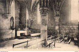 D02  Institut Des Sourds Et Muets De St Médard Les Soissons La Chapelle  .......  Carte Peu Courante - Soissons
