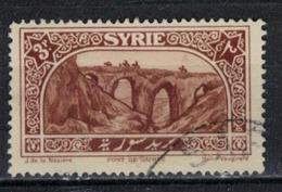 SYRIE              N°     YVERT   163   OBLITERE       ( Ob  5/35 ) - Oblitérés