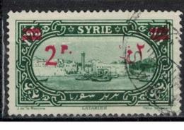 SYRIE              N°     YVERT   189   OBLITERE       ( Ob  5/35 ) - Oblitérés