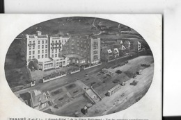 PARAME  GRAND HOTEL DE LA PKLAGE ROTHENEUF   VUE DES NOUVEAUX AGRANDISSEMENTS    DEPT 35 - Parame