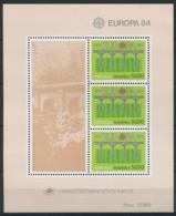 Portugal Madère 1984 Mi. Bl. 5 Bloc Feuillet 100% Neuf ** EUROPA CEPT - Europa-CEPT