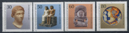 Berlin 1984 Mi. 708-711 Neuf ** 100% Art, Culture - [5] Berlin