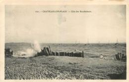 CHATELAILLON PLAGE COTE DES BOUCHOLEURS - Châtelaillon-Plage