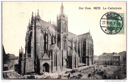 57 METZ - La Cathédrale - Metz