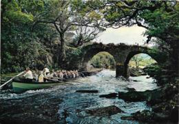 Shooting The Rapids At Weir Bridge, Co. Kerry - Kerry