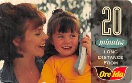 Long Distance From Oreida By Sprint - Publicidad