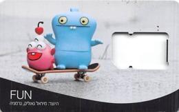 Orange Sim Card - Phonecards