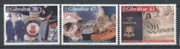Gibraltar 2005 Mi. 1130-1132 Neuf ** 100% Police - Gibraltar