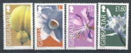 Gibraltar 2006 Mi. 1146-1149 Neuf ** 100% Fleurs - Gibraltar
