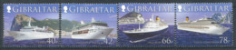 Gibraltar 2006 Mi. 1169-1172 Neuf ** 100% Navire - Gibraltar