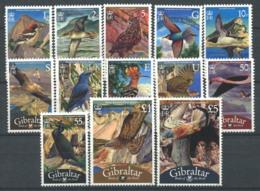Gibraltar 2008 Mi. 1247-1259 Neuf ** 100% Oiseaux - Gibraltar
