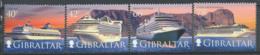 Gibraltar 2008 Mi. 1285-1288 Neuf ** 100% Navire - Gibraltar