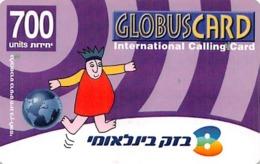 Globus Card International Calling Card - Unclassified
