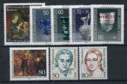 Allemagne 1986 Mi. 764-771 Neuf ** 100% Lunettes Précieuses, Femmes - [5] Berlin