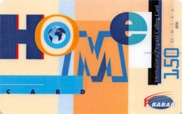 Home Card 150 Units - Zonder Classificatie