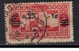 SYRIE              N°     YVERT   240   OBLITERE       ( Ob  5/35 ) - Oblitérés
