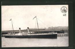 AK Passagierschiff Banshee, London & North Western Railway Company, Holyhead & Dublin Service - Paquebots