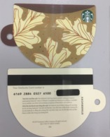 Vietnam Viet Nam Starbucks Card : CUP - Issued On 10th Of Sep 2019 - Limit Edition - Pin Number Is Intact - Gift Cards