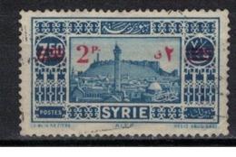 SYRIE              N°     YVERT   242   OBLITERE       ( Ob  5/35 ) - Oblitérés