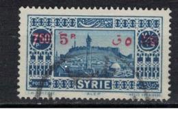 SYRIE              N°     YVERT   244   OBLITERE       ( Ob  5/35 ) - Oblitérés