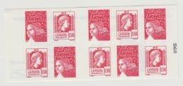 France : Carnet  N° 1512 - Marianne D'Alger - - Markenheftchen