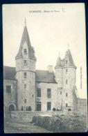 Cpa Du 22  Le Merzer Manoir Du Traou   LZ44 - Guingamp