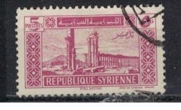 SYRIE              N°     YVERT   249   OBLITERE       ( Ob  5/35 ) - Oblitérés