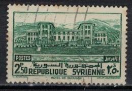 SYRIE              N°     YVERT   256   OBLITERE       ( Ob  5/35 ) - Oblitérés