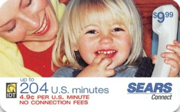 Sears Connect IDT Phone Card - Phonecards