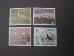 Malawi   WWF  ** MNH  € 19,00 - Malawi (1964-...)