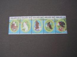 Malawi   Birds   ** MNH  € 11,00 - Malawi (1964-...)