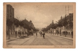 SERBIE - BELGRADE La Rue Du Roi Milan - Serbia