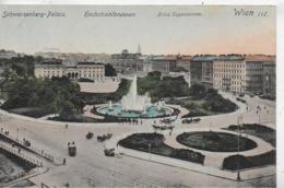 AK 0319  Wien - Schwarzenbergplatz / Verlag Ledermann Um 1918 - Vienna Center